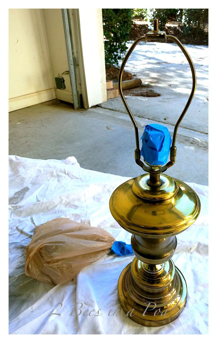 Painting Glass Lamps 135 Best Lamps Refurbishing Images On Pinterest