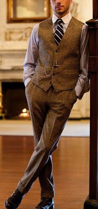 Know which shades of waistcoats are in vogue this season.