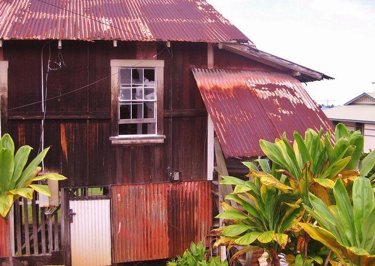 Build A House On Molokai