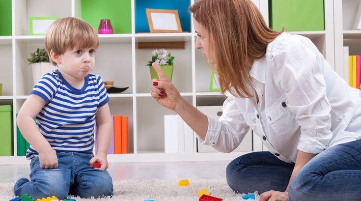 6 formas de cambiar la conducta de los niños sin castigo -