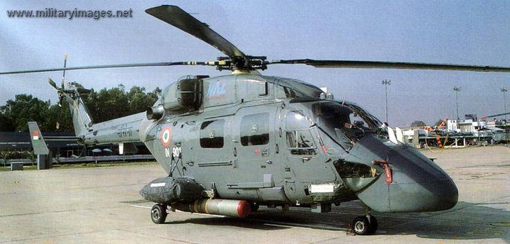 Indian Navy HAL Dhruv
