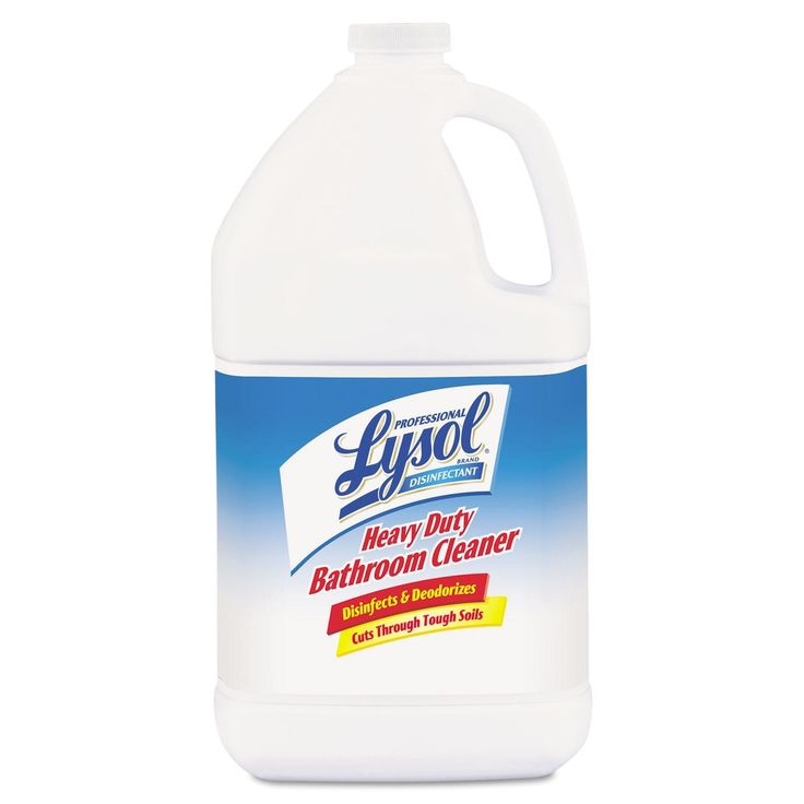 Professional Lysol Brand Disinfectant Heavy-Duty Bath Cleaner