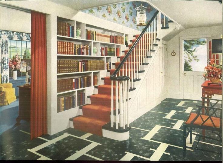 Portfolio Of Room Interiors 1946