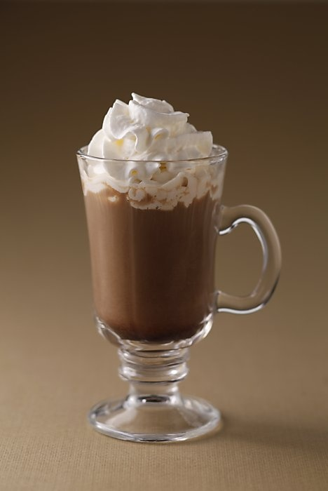 Nutty Irishman - Bailey's, Frangelico, coffee, whipped cream, and toasted almonds....mmmm!