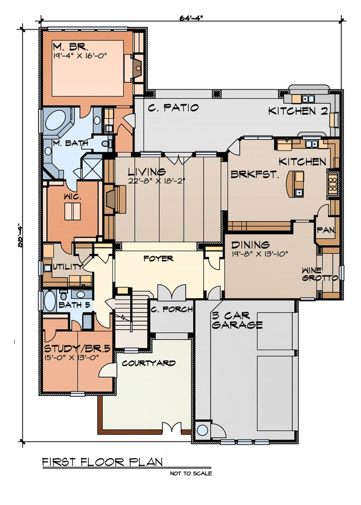 17 best images about luxury house plans on pinterest