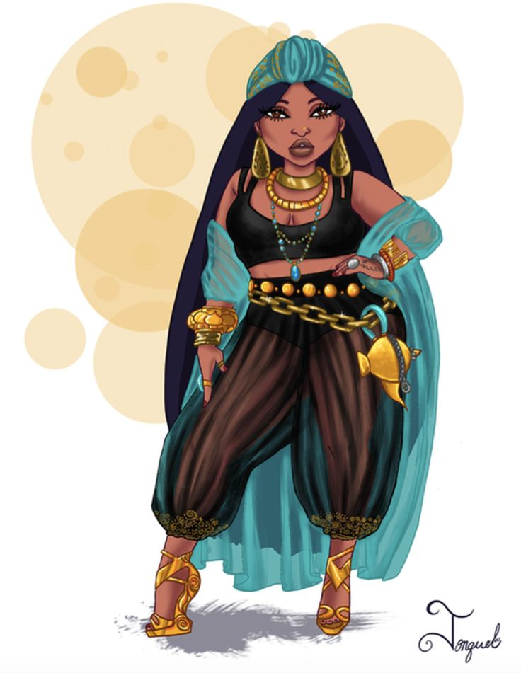 "What if our Disney Princesses had a bit more body diversity? Plus size artist, Jonquel Norwood reimagines and restyles them for her Magic at Any Size Series!  Plus Size Art Spotlight: Jonquel Norwood's ""Magic At Any Size"" Series http://thecurvyfashionista.com/2016/11/plus-size-art-disney-princess/"