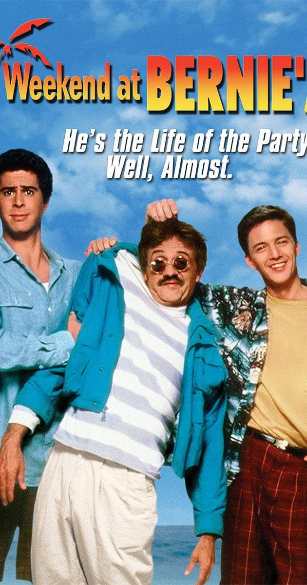 Weekend at Bernie's (1989) - IMDb