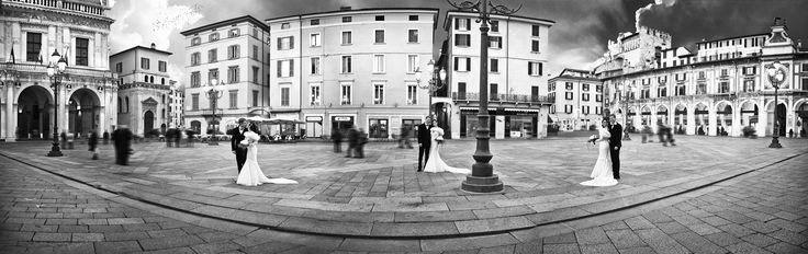 Centro Storico Brescia. 2014 - Morris Moratti  http://fotopopart.it