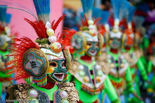 Masskara Festival, Bacolod City, Philippines | Flickr - Photo Sharing!