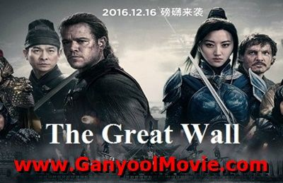 Download Film The Great Wall (2016) HDTS 720p Subtitle Indonesia