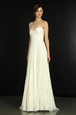 J. Mendel Wedding Dress Style J. Mendel wedding dress, Fall 2012- 7 | OneWed