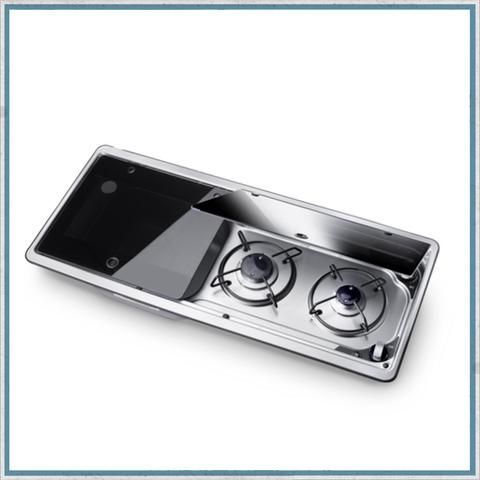 Smev 9722 - Dometic MO9722 Slimline Combination Hob and Sink