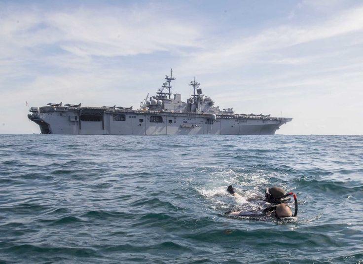 ❌❌❌ Militärische Operationen geben immer wieder Anlass zu Spekulationen, zumal sehr viel Geheimnis damit verbunden ist. Insbesondere beim Aufeinandertreffen von russischen und amerikanischen Kräften ist das bei der aktuell angespannten Lage immer ein ziemlich heikles Thema. Der Streit um den Sinn oder Unsinn solcher Operationen lässt sich aber bei genauerem hinsehen oftmals relativ schnell enträtseln. ❌❌❌ #Mittelmeer #USMarine #Aufmarsch #Russland #Kriegsschiffe #Syrien