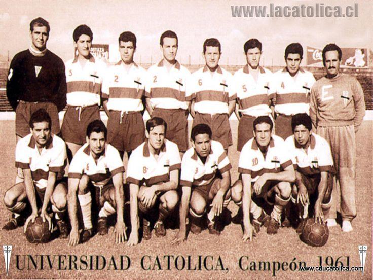 Universidad Católica 1961