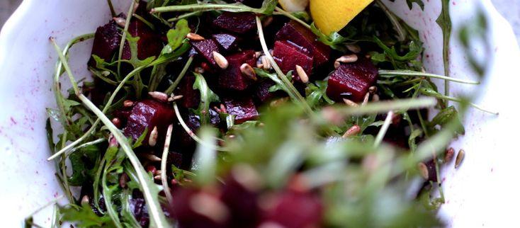 salatka-z-rukoli-i-pieczonego-buraka/