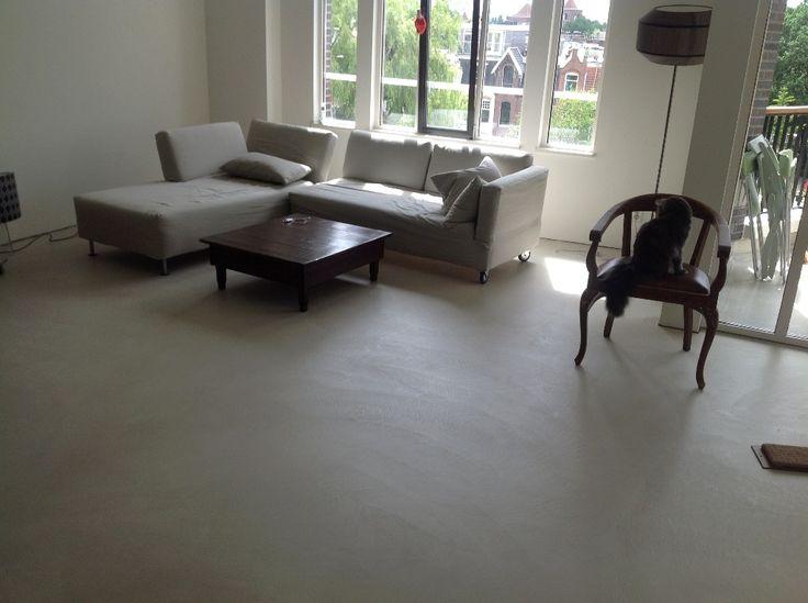 Foto's van onze gietvloeren - Coatingvloer #Resin #Floor