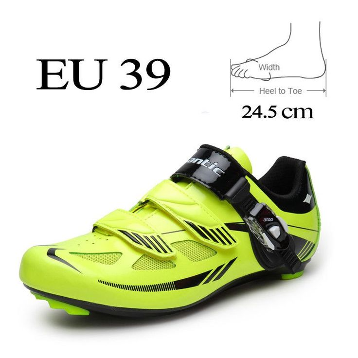 Santic Mens Road Cycling Shoes PU & Mesh Breathable Road Bike Shoes Auto-lock Bicycle Sport Shoes Zapatillas Ciclismo Green 2016