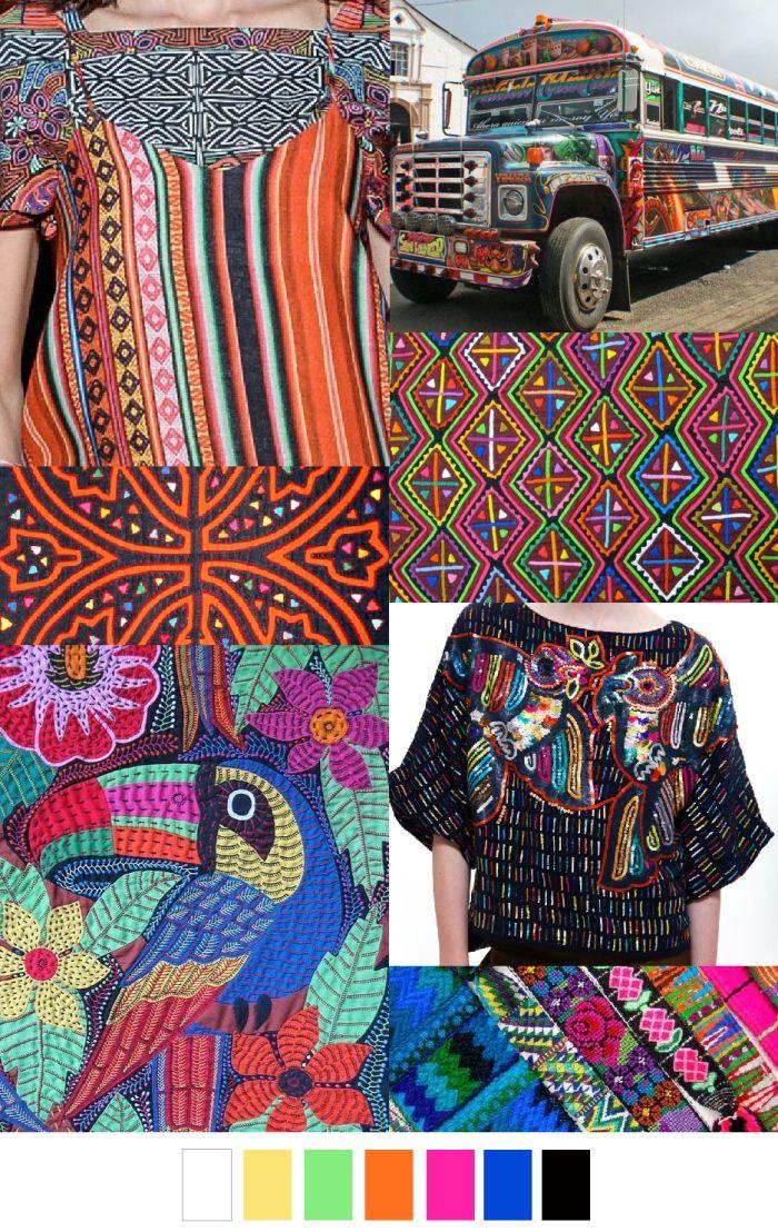 DIABLOS ROJOS   pattern curatorpinterest.com (Oh Boy! Spring 2014, Rio de Janiero), amble.com,
