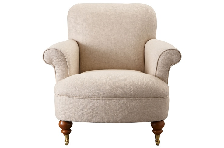 Laura ashley harbrook upholstered occasional chair chairs i love pinterest shape fabrics - Laura ashley office chair ...