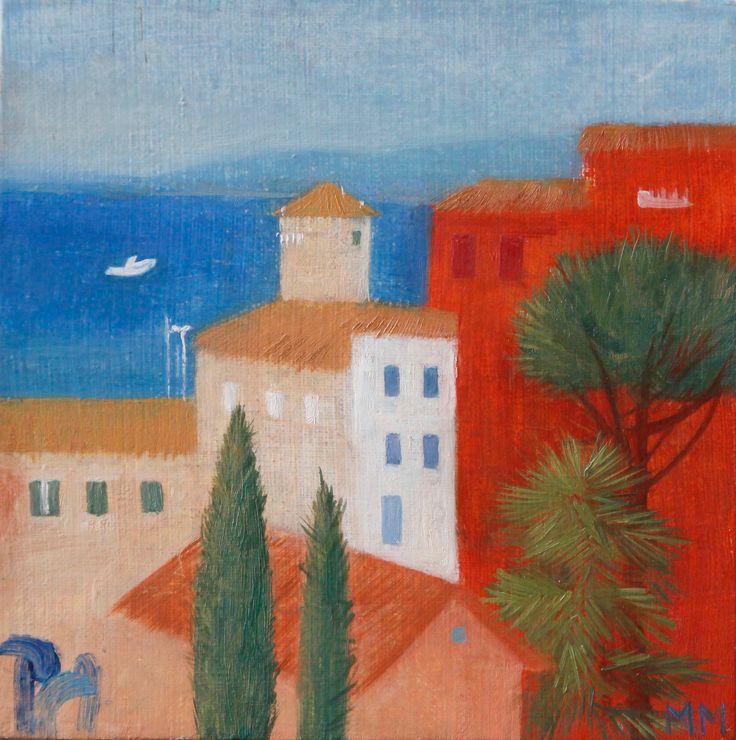 Santo Steffano, oil on canvas