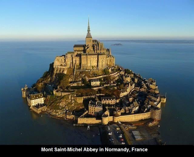 Mont Sant Michel ,Normandy,France