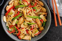 chinese chicken chow mein – Recipes – Slimming World