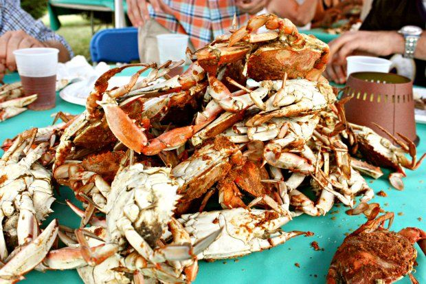 "How to have a proper crab boil -Read closely. Why? Because ""going out"" for crabs, to some pricey restaurant with ship's  wheels and nautical knots nailed to the walls, just isn't what we want to do."