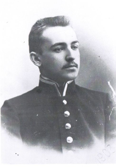 князь Александр Александрович Голицын (1884-1921).