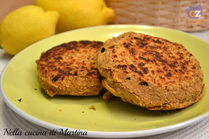 Burger di lenticchie, ricetta vegetariana