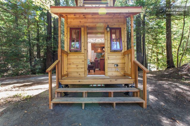 Tumbleweed Linden tiny houses for real sized people