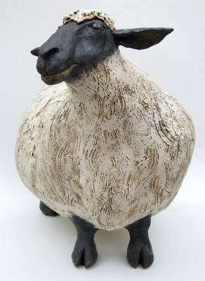 Sabrina the Extra Large Sheep by jjvincent