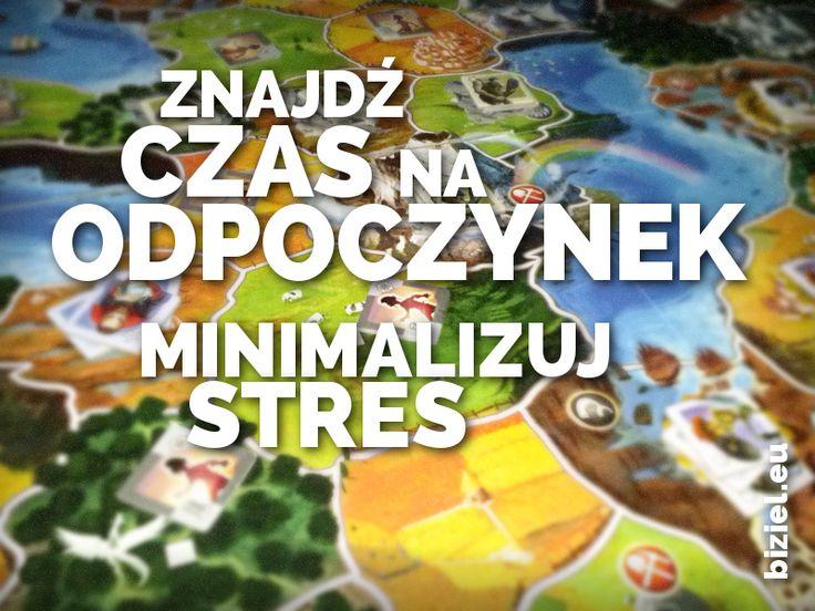 Wiele negatywnych wzorców żywieniowych wyrasta ze stresu. Znajdźcie czas na odpoczynek!