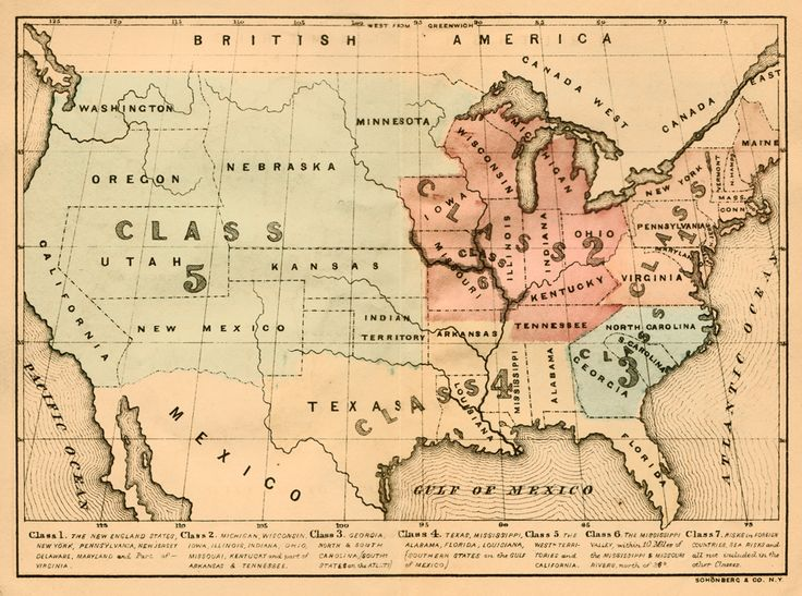 Best Maps Images On Pinterest Cartography Ancient Aliens And - July 1 1860 map of the us