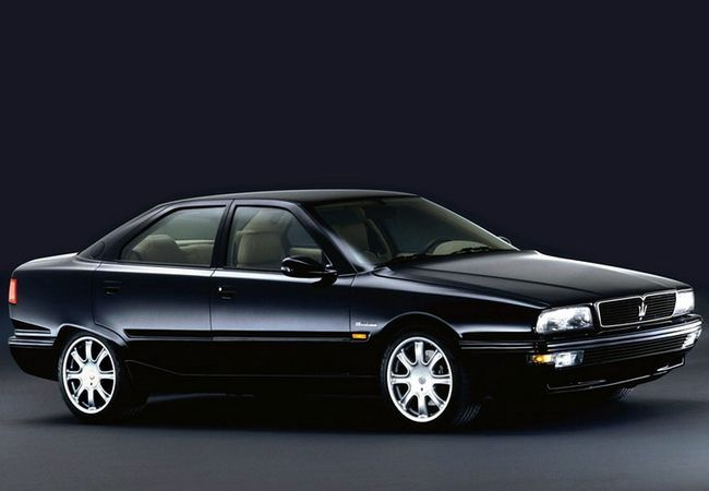 Maserati Quattroporte (IV) - 1994/2001