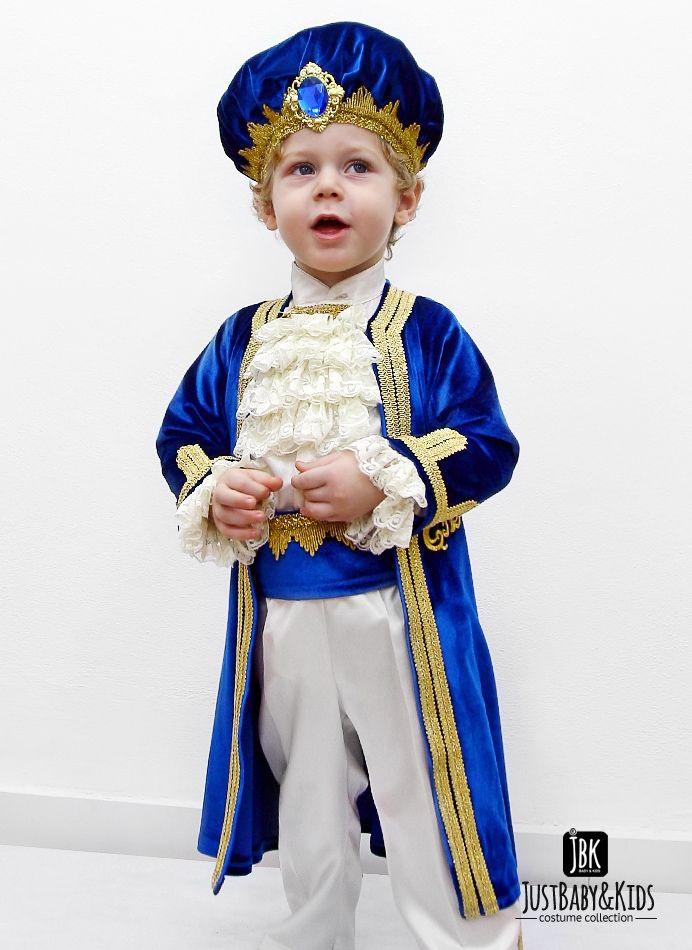 CCE07 Minik Şehzade Kostümü Just Baby & Kids - Bebek ve Çocuk Kostüm - Giyim #sehzade #babyking #kids #costume #kostum #boutique #ottoman #ampire #prince #sultan