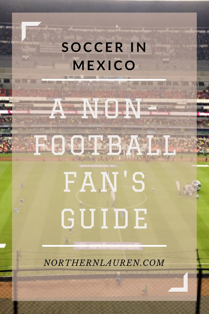 The essential guide to going to a football game in Mexico, whether you're a non-football fan or a soccer afficionado. Getting there tips and tricks, info on banned items and my two match experiences, in Estadio Jalisco and Estadio Azteca.