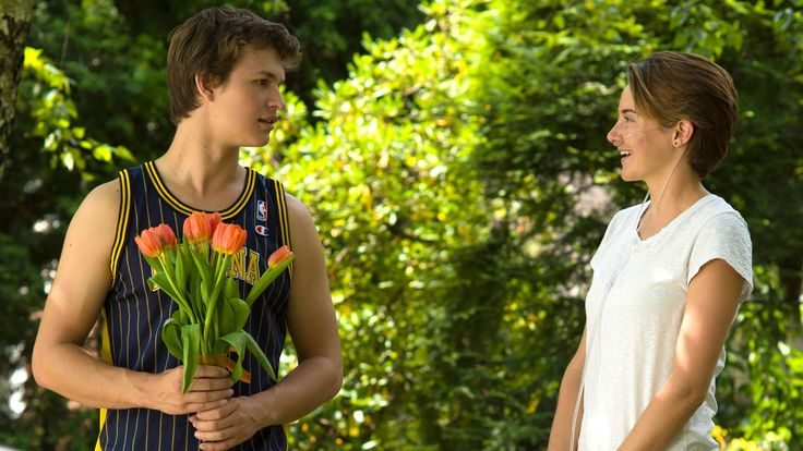 THE FAULT IN OUR STARS (2014) Extended Official HD Trailer   -- So beautiful, I cried! I honestly cannot wait for this movie to come out!