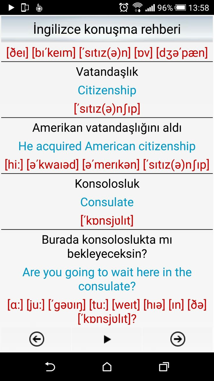 Consulate nationality conversation