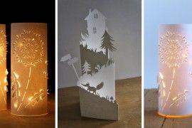 Kirigami – krásné ozdobné vystřihovánky