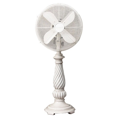 Fans Are Such Eye Sores To Have Around In The Summer But Not This One Providence Table Fan Table Fan Joss And Main Floor Fan