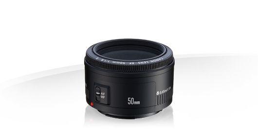 Canon EF 50mm f/1.8 II Objetivo estándar asequible de alta calidad con una abertura máxima rápida. El objetivo estándar EF 50 mm f/1,8 II compacto y ligero ofrece una calidad de imagen inigualable por su precio. http://tiendacostarica.cr/camaras-digitales/