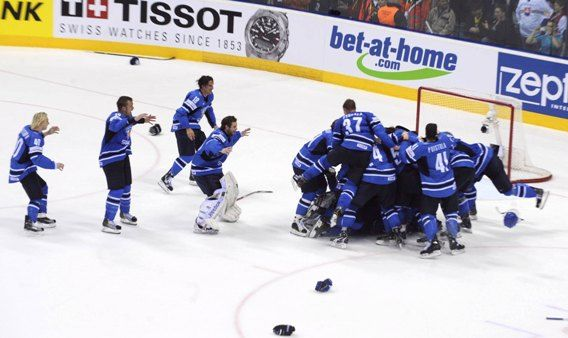 FREE TIME: Ice hockey is my favourite sport. Go Leijonat!