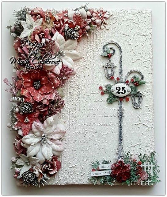 Maria Lina's Creative Designs: Christmas Winter Wonderland