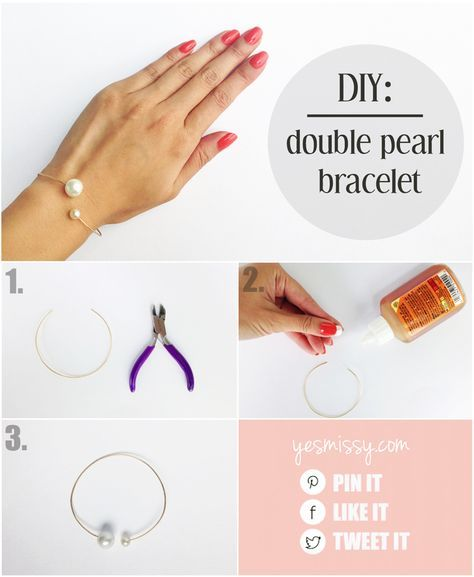 DIY Fashion: 3 Dainty Wire Jewelry Tutorials