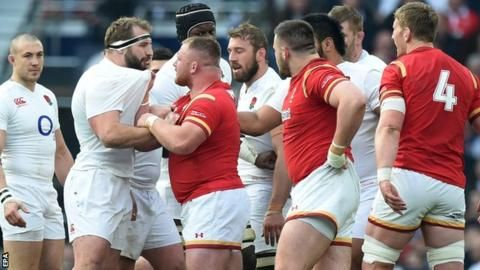England forward Joe Marler cited for striking opponent v Wales