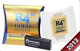 R4i-GOLD PRO for 3DS v6.3
