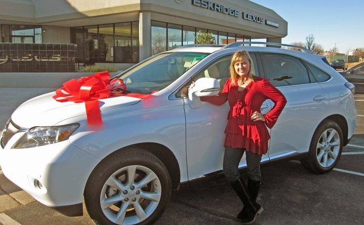 Congrats on earning your Lexus with Nerium, Vanda!