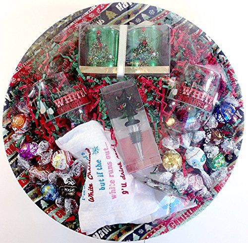 Lindt Deluxe Wine & Chocolate Candy Lovers Christmas Holiday Gift Basket Bowl Gift Set (CT)  http://www.fivedollarmarket.com/lindt-deluxe-wine-chocolate-candy-lovers-christmas-holiday-gift-basket-bowl-gift-set-ct/