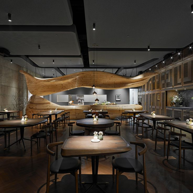 Raw Restaurant Taipei By Weijenberg Pte Ltd Platinum A Design Award Winner In Interior Space And Exhibition Category 2014 2015
