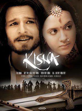 Kisna: The Warrior Poet Hindi Movie Online - Vivek Oberoi, Isha Sharvani, Antonia Bernath, Polly Adams, Amrish Puri, Om Puri and Yashpal Sharma. Directed by Subhash Ghai. Music by A.R. Rahman. 2005 [U/A] ENGLISH SUBTITLE